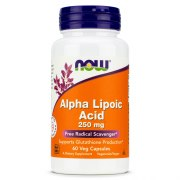 Заказать NOW Alpha Lipoic Acid 250 мг 60 вег капс