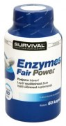 Заказать Survival Enzymes Fair Power 60 капс