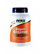 Заказать NOW Super Enzymes 90 капс